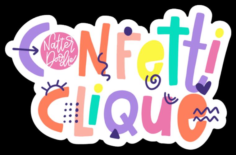 confetti clique