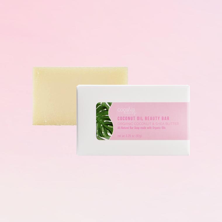 Coconut & Shea Beauty Bar Soap