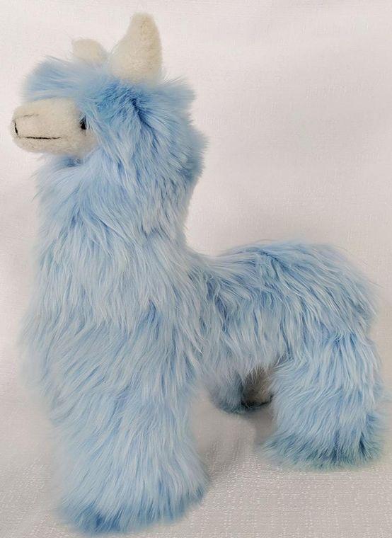 Jumbo Alpaca Baby Blue