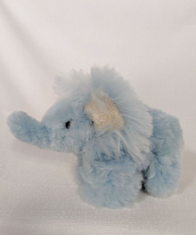 Alpaca Elephant Baby Blue