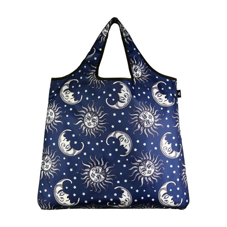 YaYbag ORIGINAL Stylish Reusable Bag - Moon and Sun