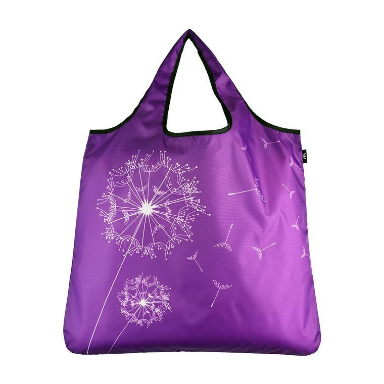 YaYbag ORIGINAL Stylish Reusable Bag - Day Dreaming Purple