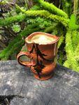 Altered Curvy Mug - Made to Order