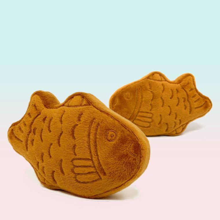Taiyaki Organic Catnip Toy (1-pc) Wagashi
