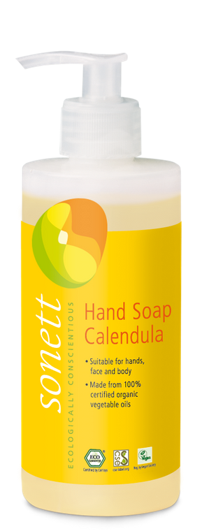 Sonett Eco Calendula Hand Soap 300 ml / 10 fl oz