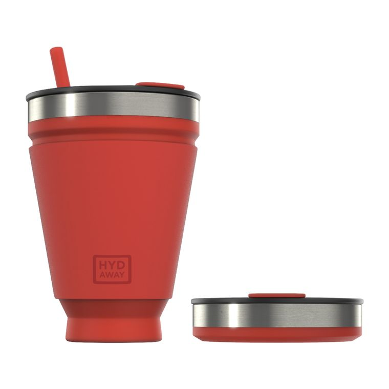 HYDAWAY Collapsible Drink Tumbler - Ember