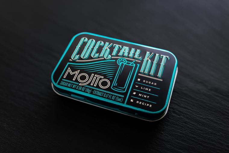Cocktail Kit Casepack: Mojito