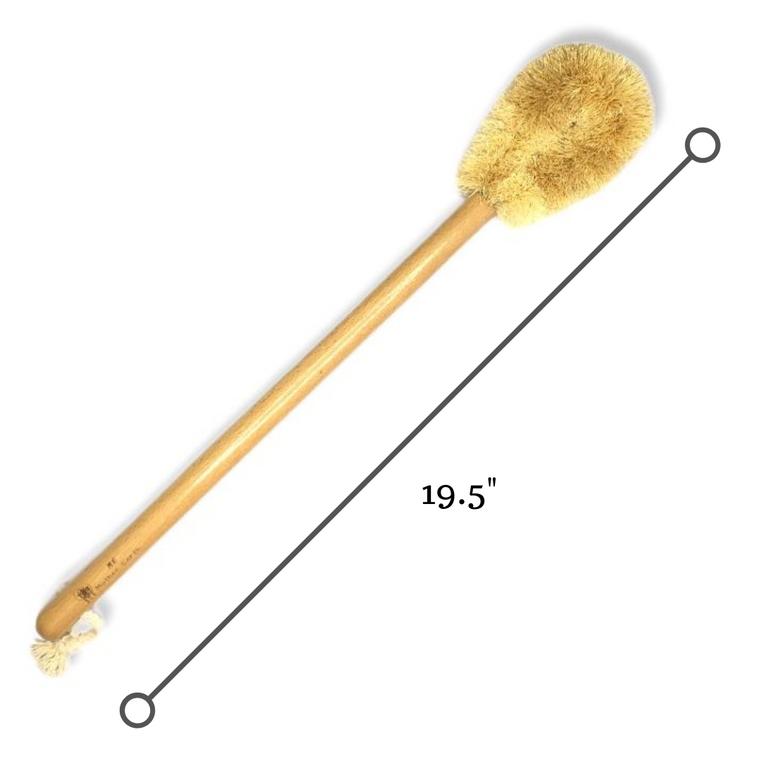 Coconut Fiber Toilet Brush