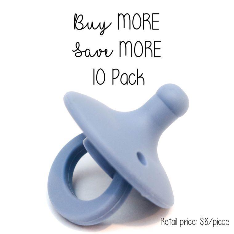 OLI pacifier : 10 Pack Hydrangea