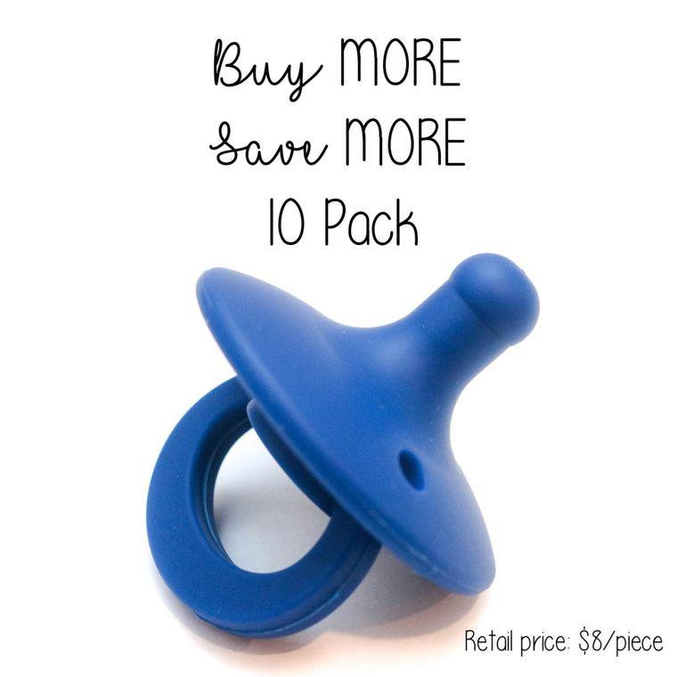 OLI pacifier : 10 Pack Ocean