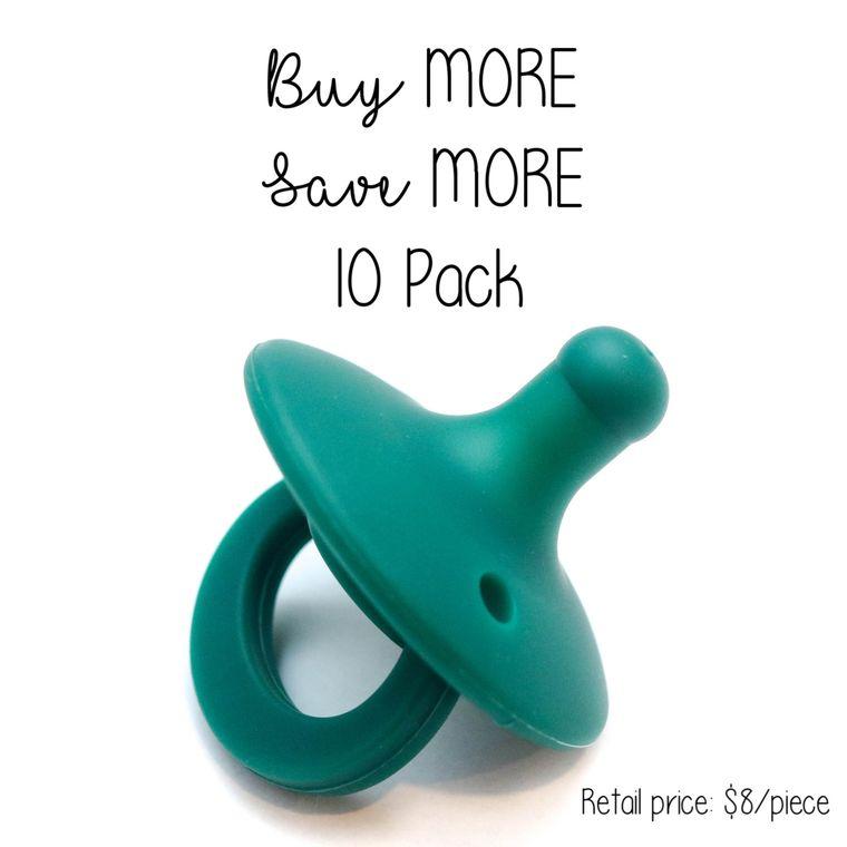 OLI pacifier : 10 Pack Pine
