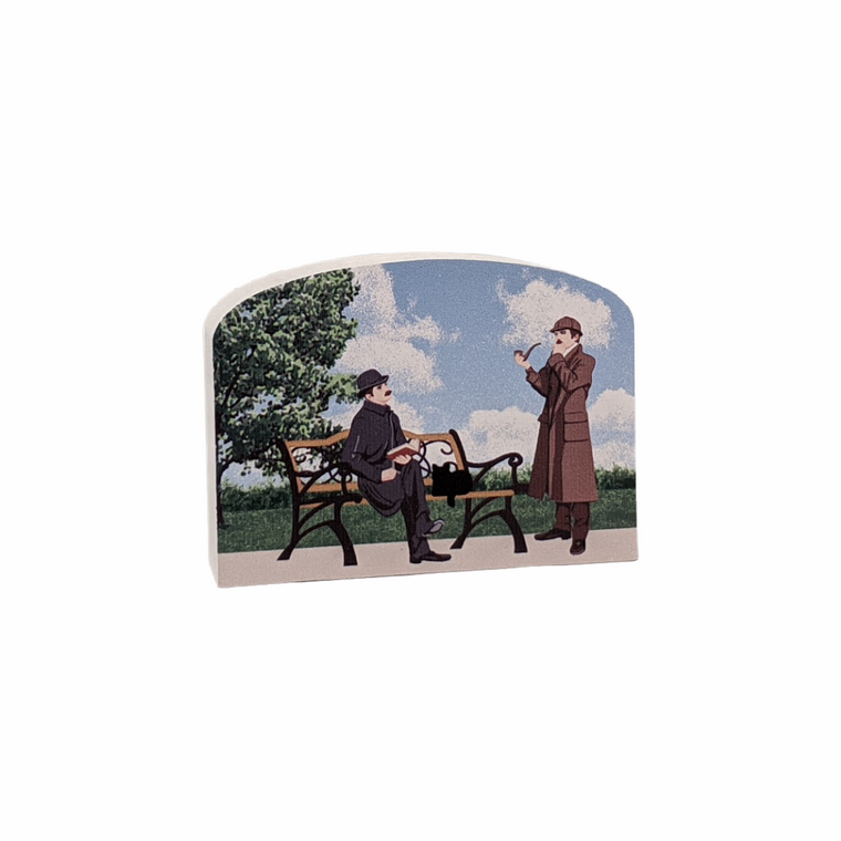 Sherlock Holmes, Sherlock Holmes & Dr. John H. Watson, London, United Kingdom