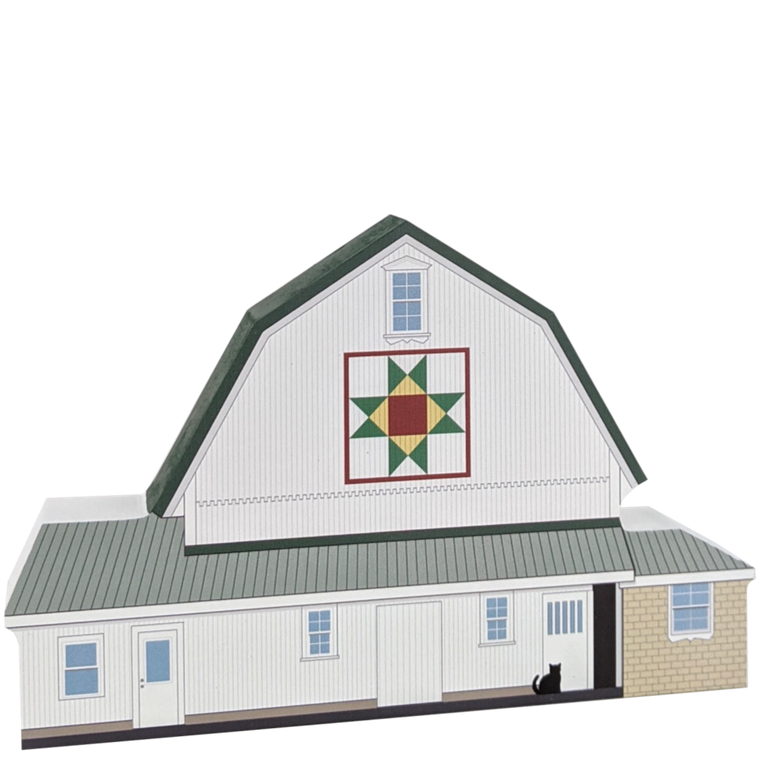 Fisher's Ohio Star Quilt Barn
