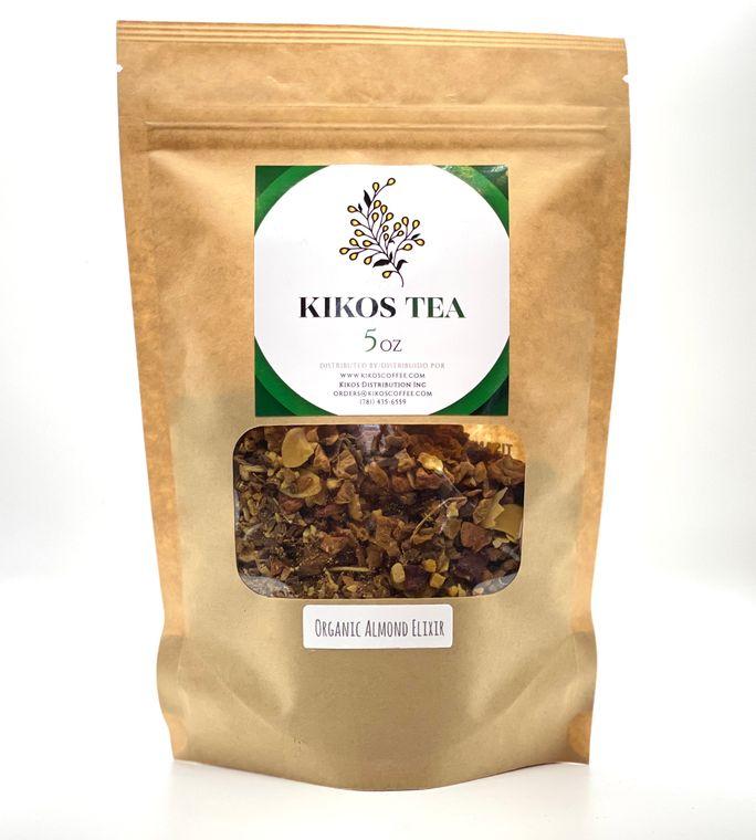 Kikos Tisane Organic Almond Elixir Tea (Loose Leaf)