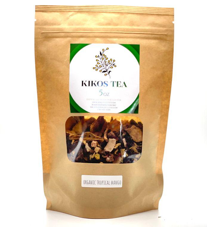Kikos Organic Tisane Tropical Mango Tea (Loose Leaf)