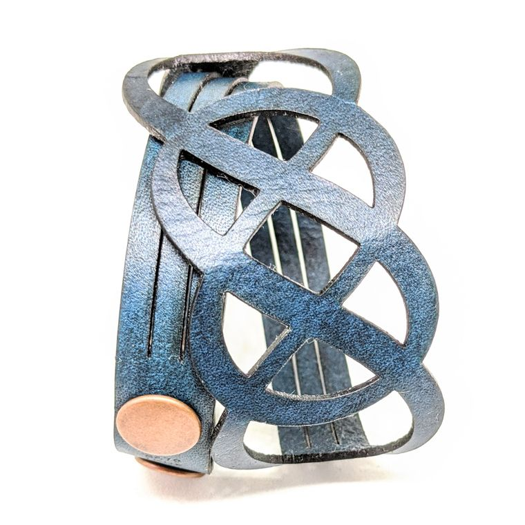 THE INFINITY WRAP - Blue
