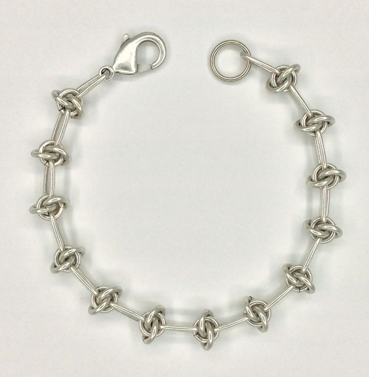 Loveknot Link Bracelet - 1260