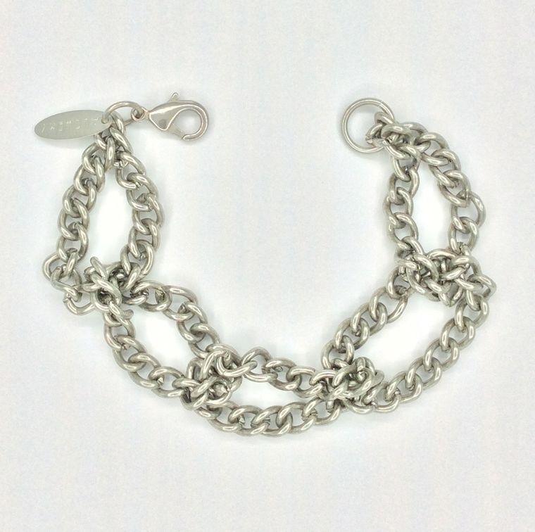 Chain Loop Bracelet - 1504