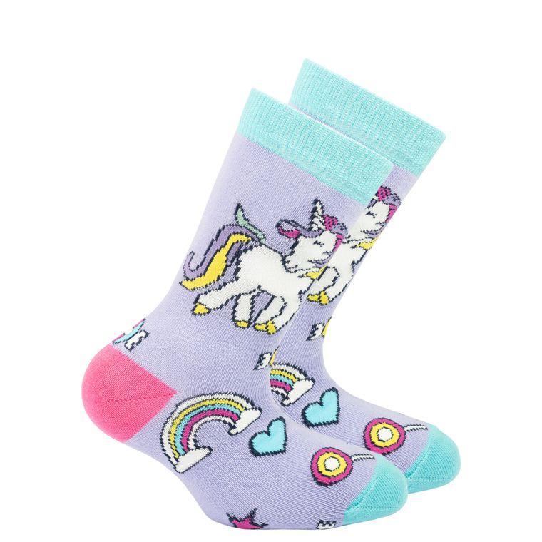 Kids Unicorn Socks