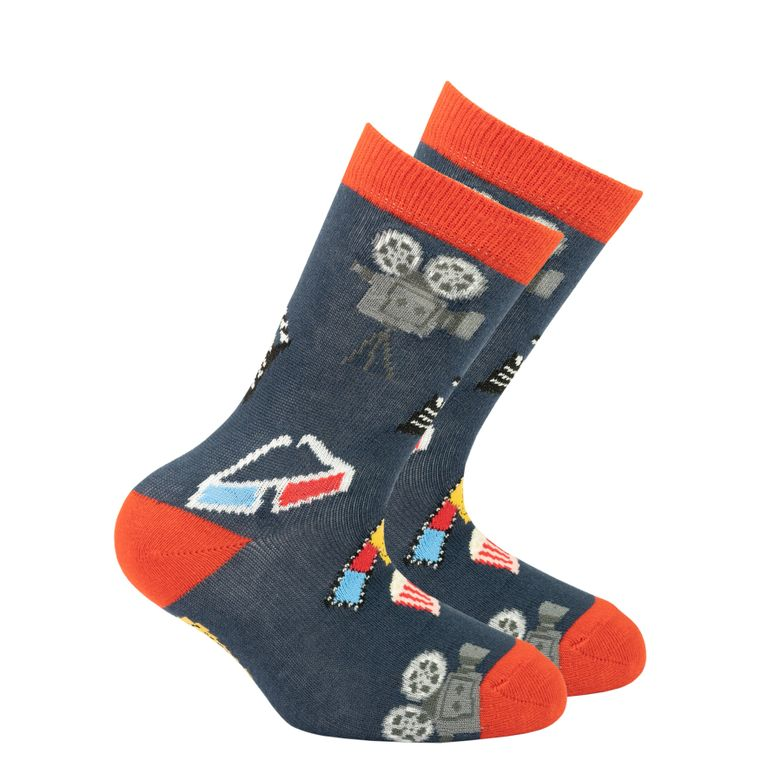 Kids Cinema Socks