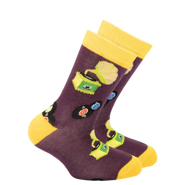 Kids Gramophone Socks