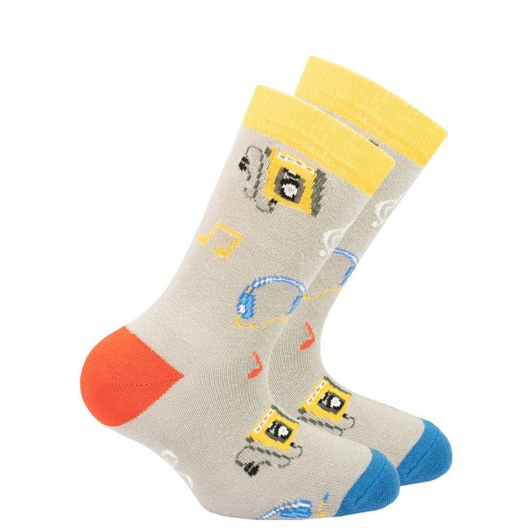 Kids Radio Socks