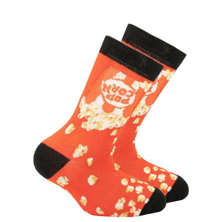 Kids Popcorn Socks