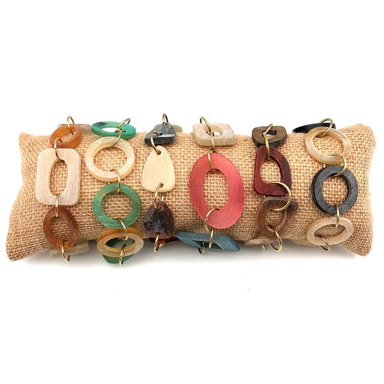 Omala Prepack: 6 Link Bracelets