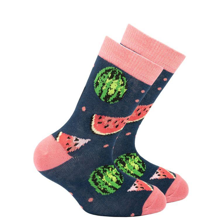 Kids Watermelon Socks