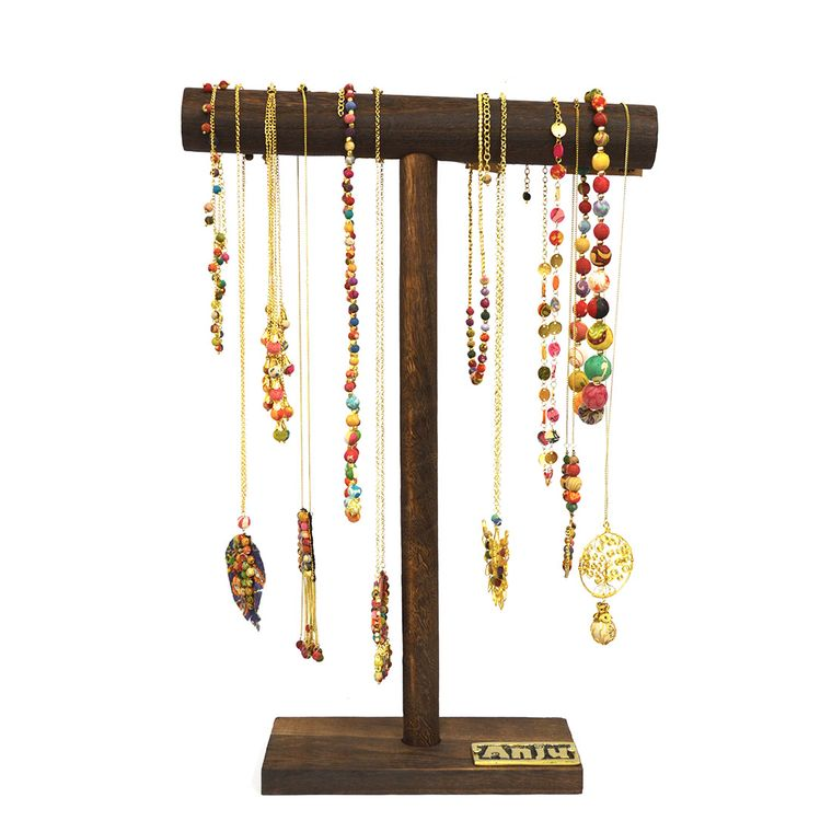 Aasha Prepack: 16 Necklaces and Display