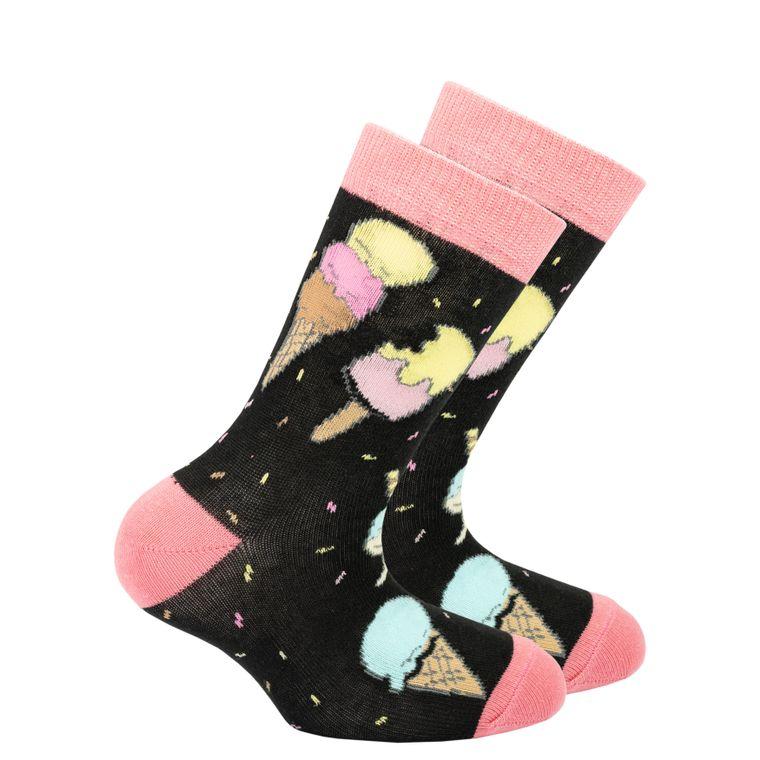 Kids Ice Cream Paradise Socks