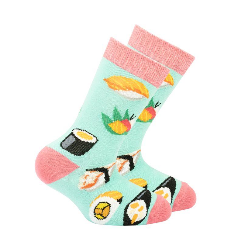 Kids Sushi Time Socks