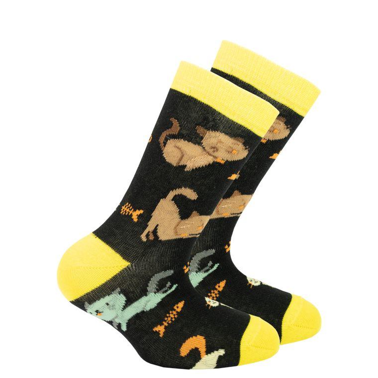 Kids Kittens Socks