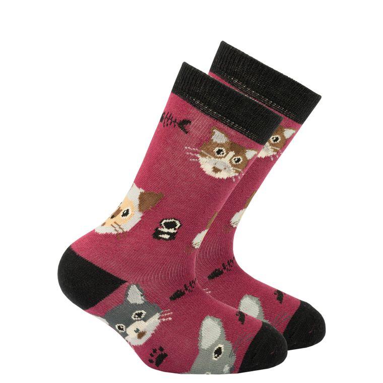 Kids Cute Cats Socks