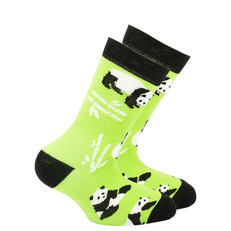 Kids Silly Panda Socks