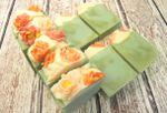 Lotus Blossom artisan soap bar