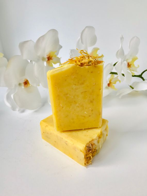SOAP - Lemongrass  Essential Oil