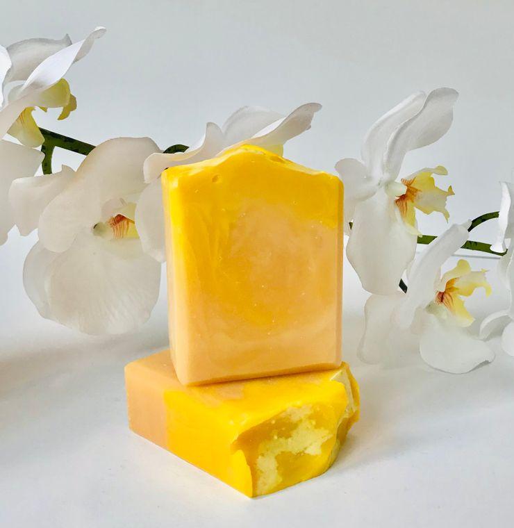 SOAP - Tangerine  4.5 oz