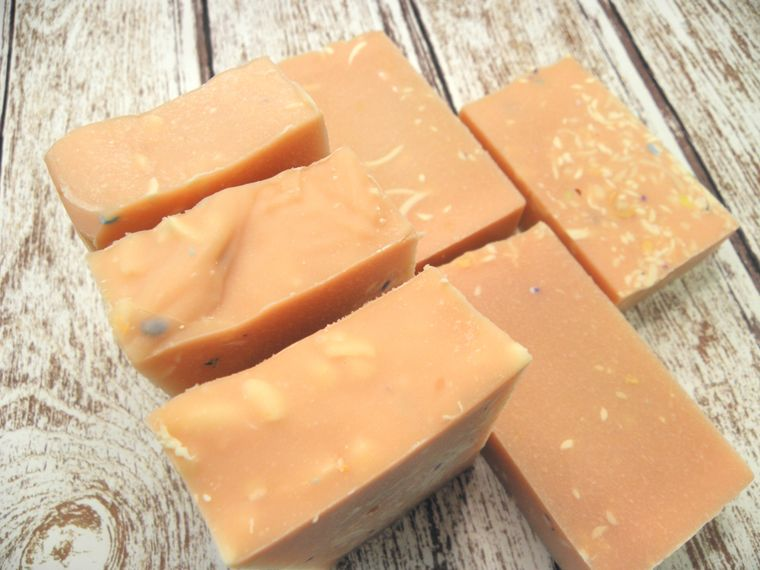 Passionate Kisses soap bar