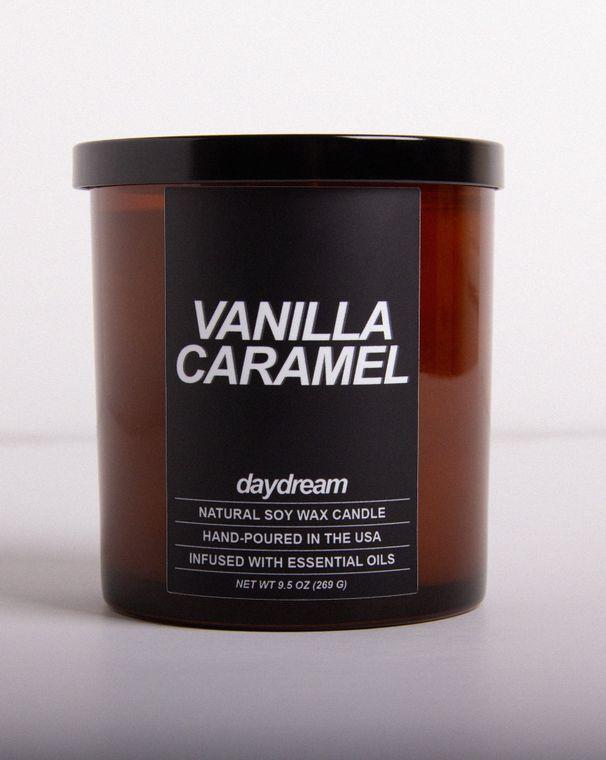 Vanilla Caramel | Soy Jar Candle | Vegan, Cruelty-Free, Eco-Friendly