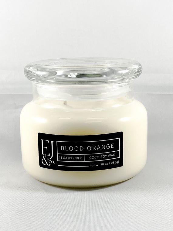 Blood Orange [10 oz soy/coconut wax candle]