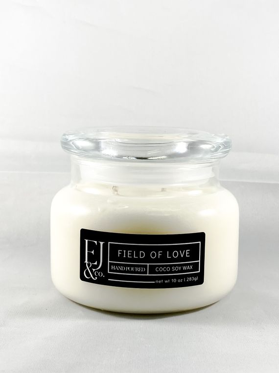 Field of Love [10 oz soy/coconut wax candle]