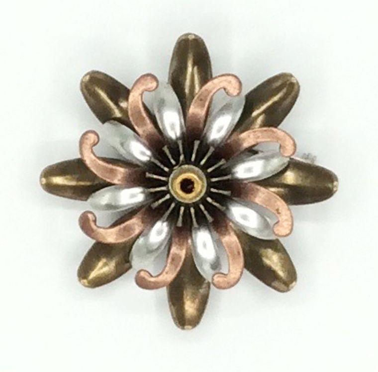 Mechanical Botanical Pin - 2150