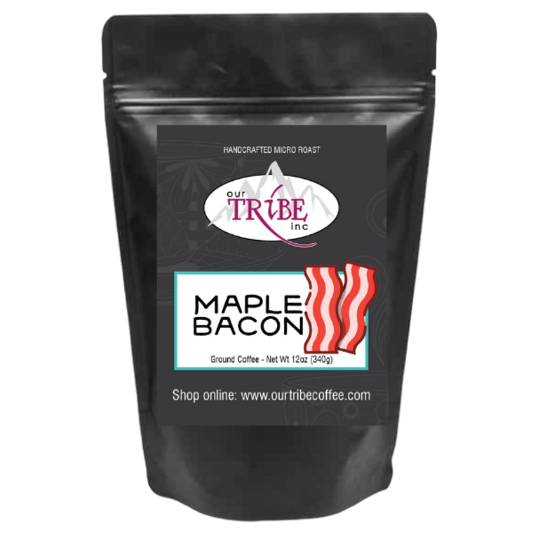 Maple Bacon - Maple Bacon Flavored Coffee