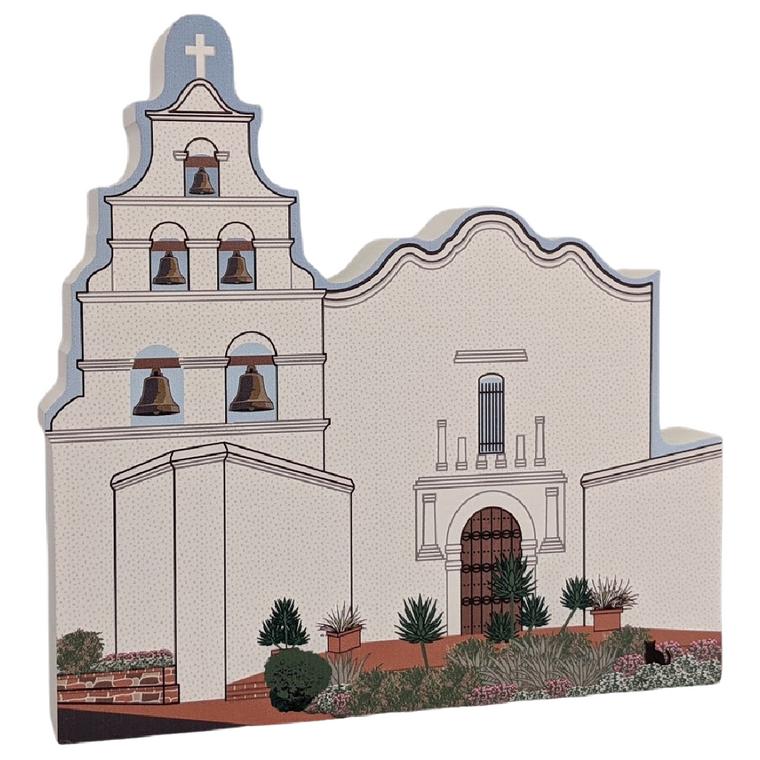 CA Mission San Diego De Alcala, California