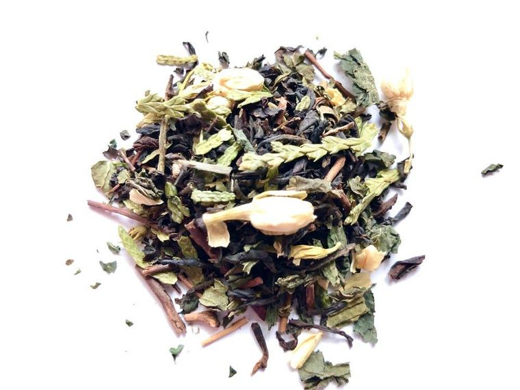 2 oz Artisan Small Batch Loose Leaf Tea - Olympic Woodsman