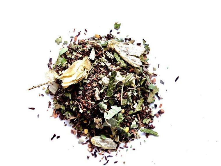 2 oz Artisan Small Batch Loose Leaf Tea - Woodland Trek
