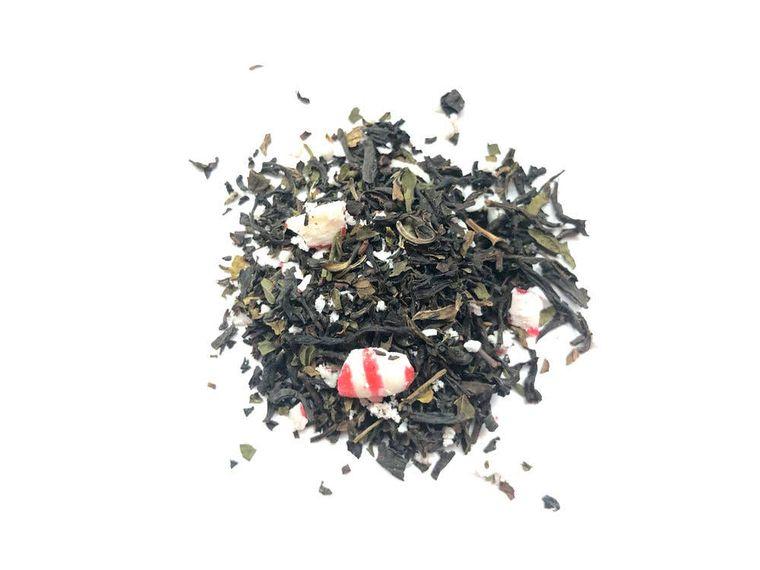2 oz Artisan Small Batch Loose Leaf Tea - Peppermint Frost