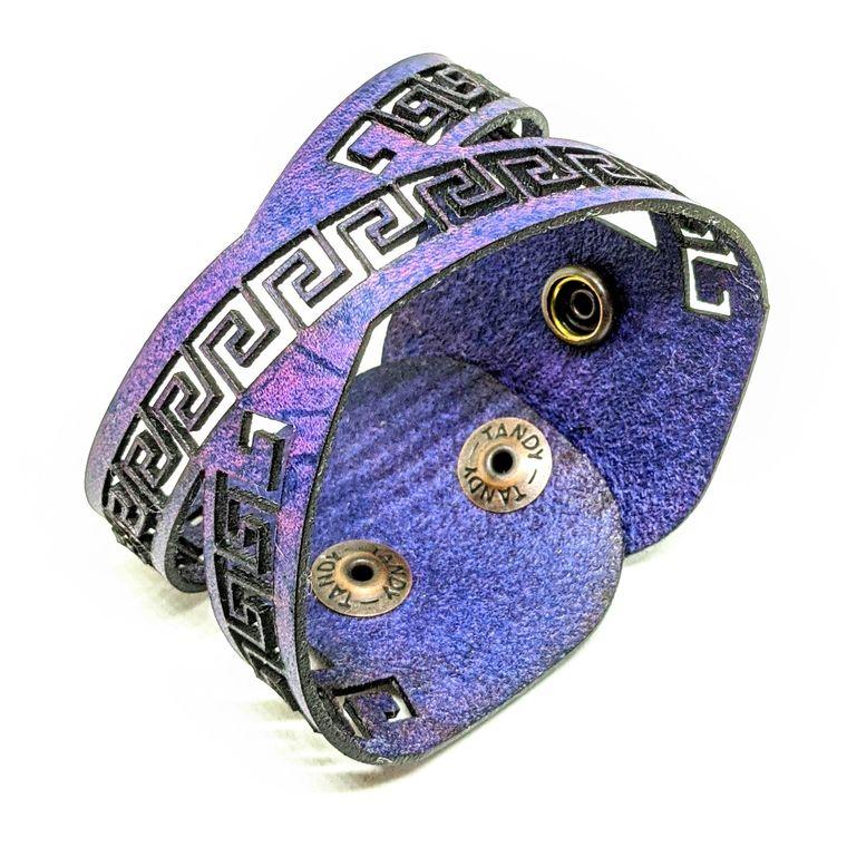 THE KEY CUFF - Purple