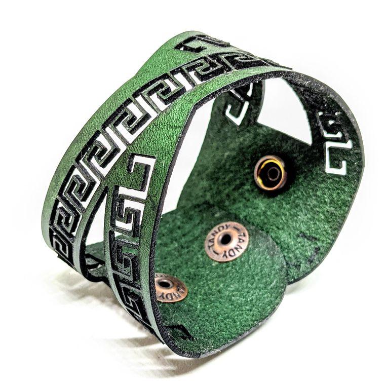 THE KEY CUFF - Green